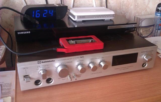 radiotehnika у-101